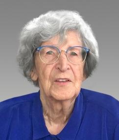 Marie-Thérèse Rodier Cournoyer